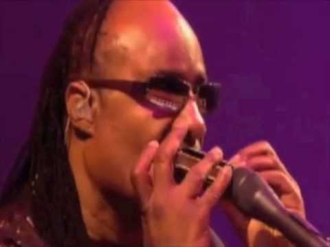 Stevie Wonder - Human Nature - Glastonbury 2010
