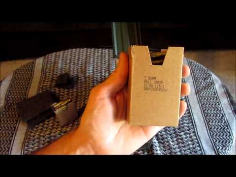 .30 Cal Ammo Can: How many rounds?
