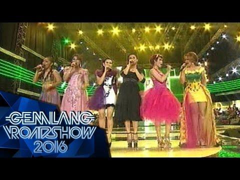 "Megghi Diaz Feat Juwita Bahar "" Simalakama "" - Gemilang Roadshow (14/2)"