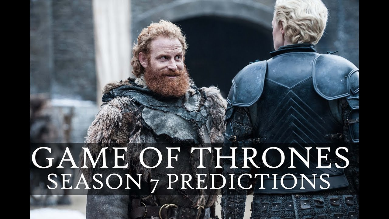 Game Of Thrones Season 7 Predictions