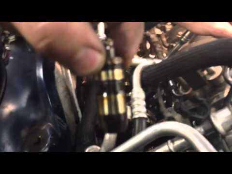 Replacing Lifters On Dodge Durango 4.7L By: Kevin D And Kris C