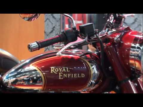 Royal Enfield Classic Chrome Modified Royal Enfield Classic 500