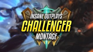 Challenger Montage - Insane Outplays | Best Challenger Plays 2017 (League of Legends)