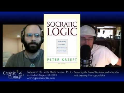 Mark Passio  Balancing The Sacred Feminine And Masculine And Exposing New Age Bullshit  #174 video