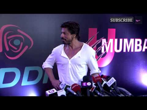 Shahrukh Khan, Aamir Khan, Amitabh Bachchan At Star Sports Pro Kabaddi League Red Carpet Part 1