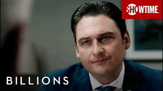 'You Have My Statement, Buckaroo' Ep. 4 Official Clip | Billions | Season 3