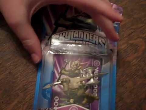 Skylanders Character Pack: Voodood