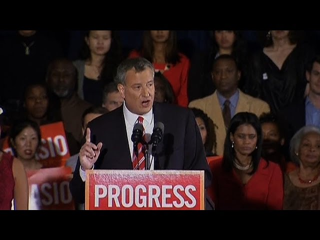 From Free Pre-K to Paid Sick Leave to Pay Raises, NYC Mayor de Blasio Fulfills Progressive Promises