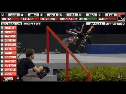 Street League 2012: Heats On Demand - Kansas City Qualifying Heat 2 Big Section