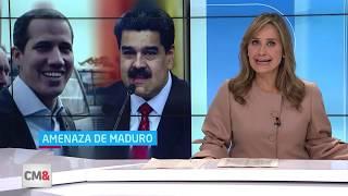 Guaidó se encuentra en frontera con Colombia y espera caravana de diputados