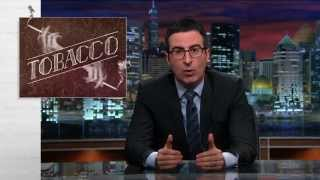 [Last Week Tonight with John Oliver- Tobacco (HBO)] Video