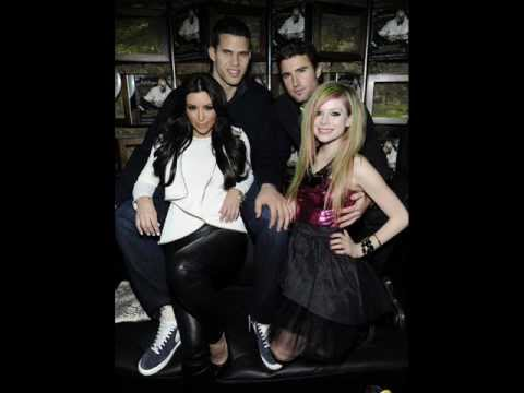 Avril Lavigne - I love you (Brody Jenner)