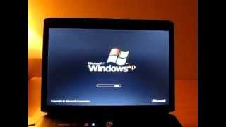2007 Dell Vostro 1500 running Windows XP Professional