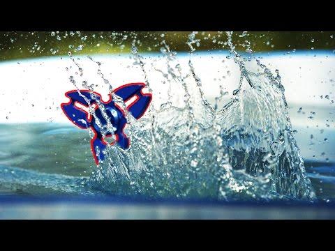 Can 6900 RPM Fidget Spinner Literally Walk On Water? JESUS FIDGET SPINNER EXISTS??