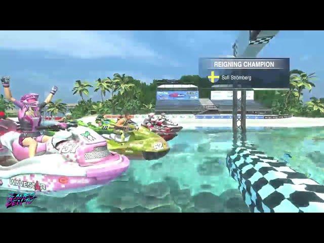 Руководство запуска: Aqua Moto Racing Utopia по сети