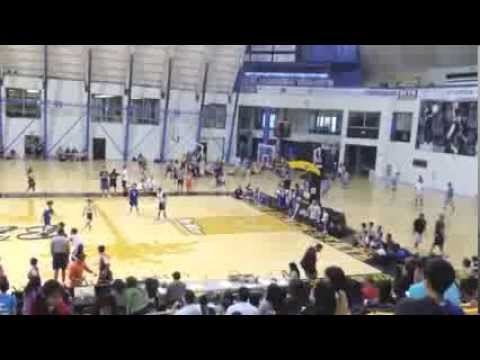 Norwalk Knights Nikkei 3 on 3 Highlights August 4, 2013