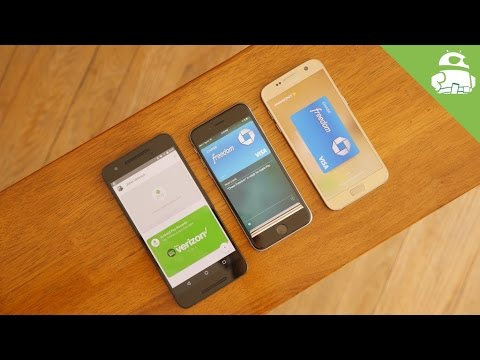 Android Pay vs Apple Pay vs Samsung Pay Overview