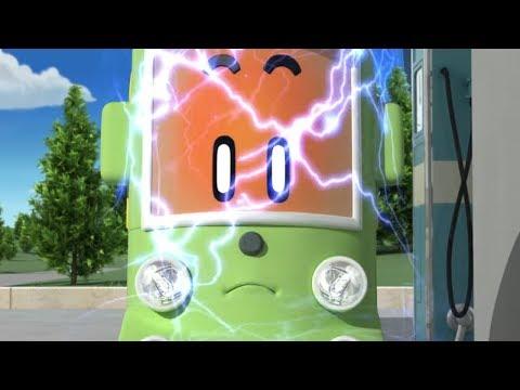 Робокар - мультики про машинки - Куда ты, Клинни? (HD) - Серия 11