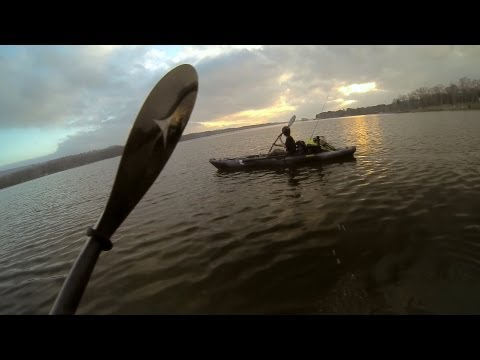 EeastTNFishing and Kayak Bass Fishing on Guntersville part 1