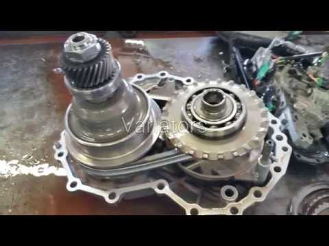JF011E CVT TRANSMISSION - Coolant Contamination - 2009 Dodge Caliber