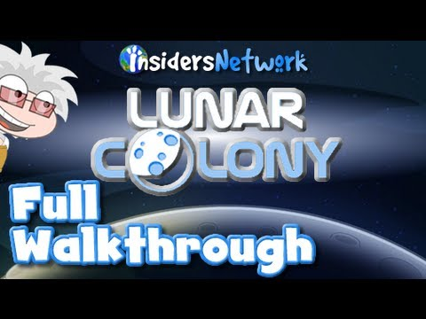  Poptropica: Lunar Colony Full Walkthrough 