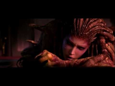 StarCraft II: Heart of the Swarm - Final Cinematic HD (11/11) - Ascension