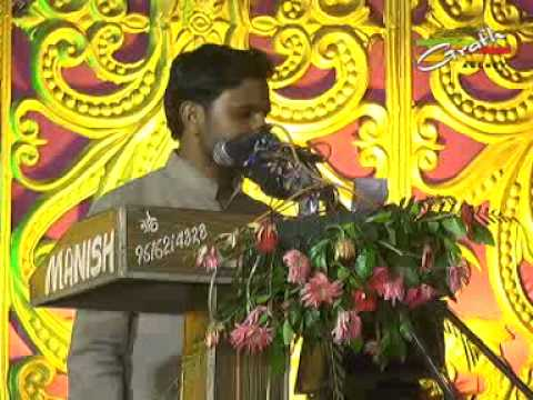 Munawwar Jalalpuri In Jashn Hazrat Abul Fazlil Abbas (a.s.) 2014 At Lucknow By Grafh Agency video