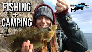 Fishing and Camping Adventure   TAFishing