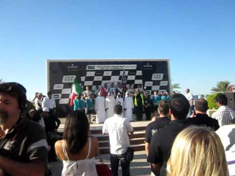 Class 1 World Offshore Powerboat Championship Dubai - podium  - www.dubaiblog.it