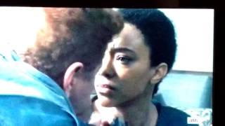 La muerte de Sasha en The Walking Dead / Sasha's death in TWD