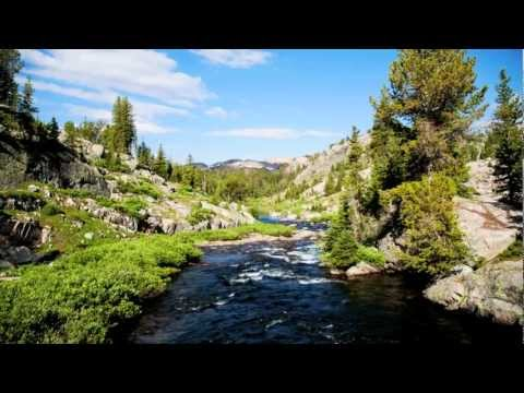 Backpacking the Wind River Range