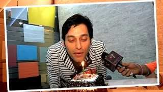 Sumit Vats celebrates his 33rd Birthday with India Forums - Hitler Didi