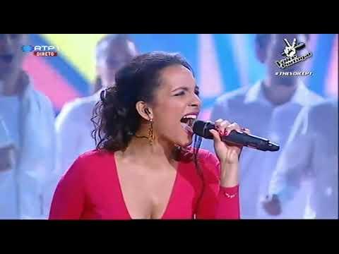 "Nayr Faquirá – ""Oh happy day"" - 1ª Gala The Voice Portugal | Season 3"