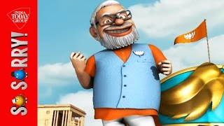 So Sorry: Narendra Modi's race to 7 RCR