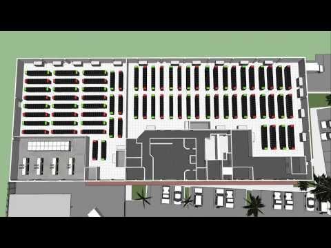 Facility Gateway Santa Clara Data Center