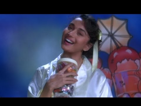 Chocolate Limejuice Icecream - Salman Khan & Madhuri Dixit -...