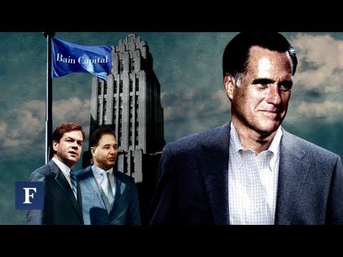 Inside Bain Capital: The House That Mitt Romney Built