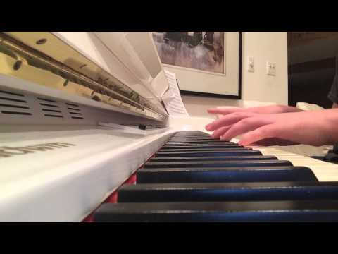 Secrets- OneRepublic (piano cover with sheet music)