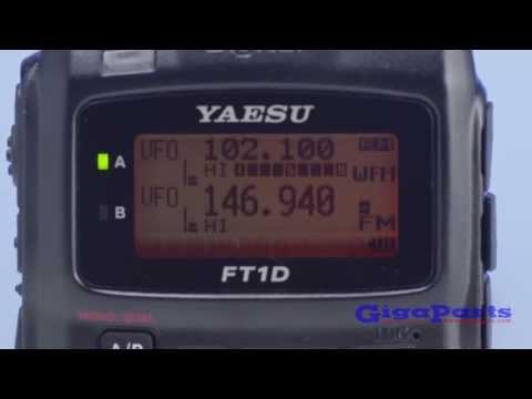 Yaesu FT-1DR
