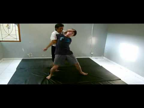 Kang Bambang Suwanda At Dojo TIMA Indonesia Part 2