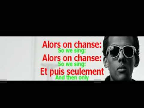 Stromae - Alors On Danse + Translate