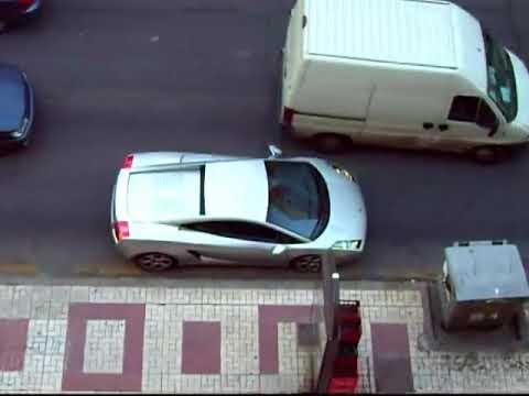Lamborghini Gallardo en mi calle
