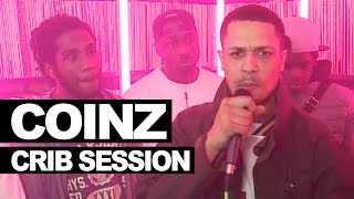 Coinz freestyle - Westwood Crib Session