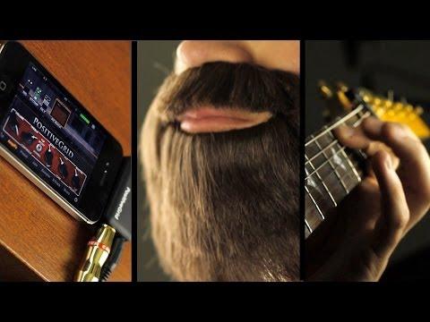 Rob Scallon - Iphone Beard Metal