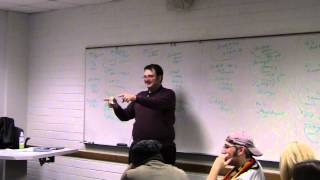 2013 Brandon Sanderson Lecture 1: Turning Ideas Into a Story Pt 2 (10/10)