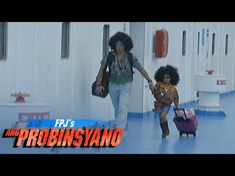 FPJ's Ang Probinsyano: Cardo and Onyok in disguise
