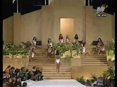 REINA PUNTA DEL ESTE 1998 - LAURA MARTINO & CLAUDIA GROMECK 2º Parte