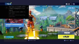 Fortnite gameplay lets get it!!!!! Ps4 console player #SubforSub #Sub4Sub #EclipseGang