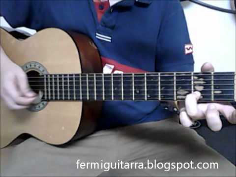 Behind Blue Eyes - Limp Bizkit - Como Tocar (punteo)- How To Play - Fermiguitarra video