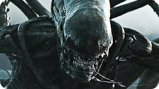 ALIEN COVENANT Trailer 2 (2017) Sci-Fi Horror Movie